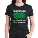 Funny st patricks day Women's Dark T-Shirt