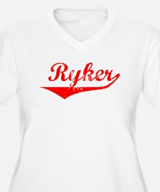 Ryker Vintage (Red) T-Shirt