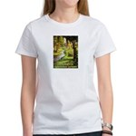 Gardening Decorating Outside Women's T-Shirt