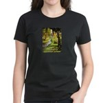 Gardening Decorating Outside Women's Dark T-Shirt