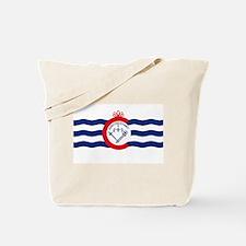 Cincinnati Flag Tote Bag