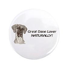 "NBrdlDots GDL Naturally 3.5"" Button"