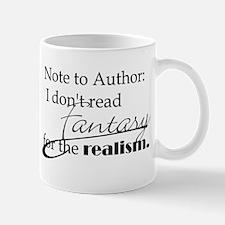 Note to Author Mug