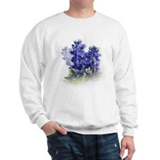 Bluebonnet Spray Sweatshirt