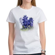 Bluebonnet Spray Tee
