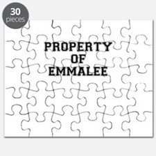 Property of EMMALEE Puzzle