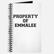 Property of EMMALEE Journal