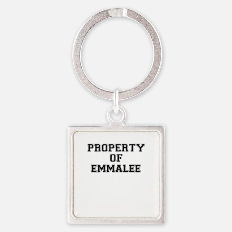 Property of EMMALEE Keychains