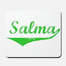 Salma Vintage (Green) Mousepad