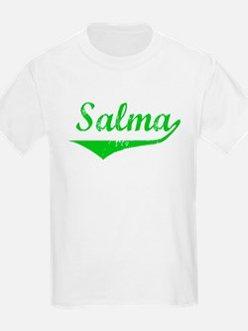 Salma Vintage (Green) T-Shirt