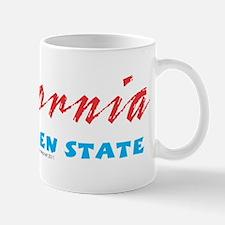 California - Golden State Mug