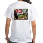 Bocce Crate Label Men's T-Shirt