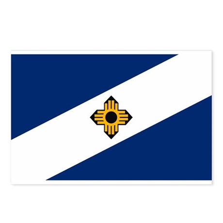 Madison Flag Postcards (Package of 8)