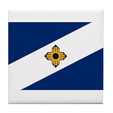Madison Flag Tile Coaster