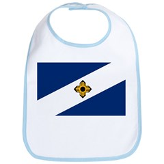 Madison Flag Bib