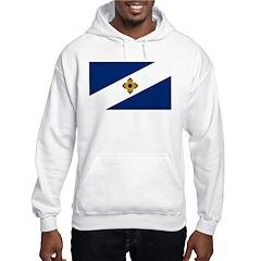 Madison Flag Hoodie