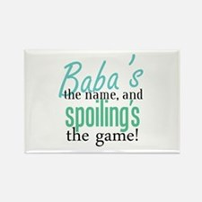 Baba's the Name, and Spoiling's the Game! Rectangl