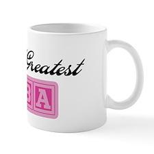 World's Greatest Baba (pink) Mug