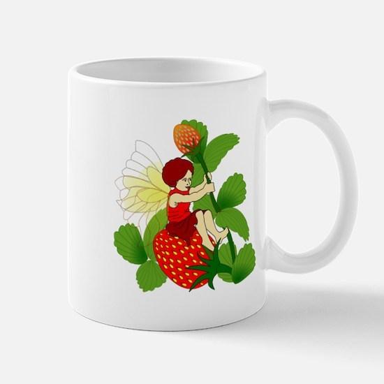Strawberry Fairy Mug