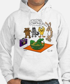 """""""Tortoise and the Hare Revisited"""" Hoodie"""