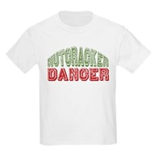 Nutcracker Dancer Christmas Ballet T-Shirt