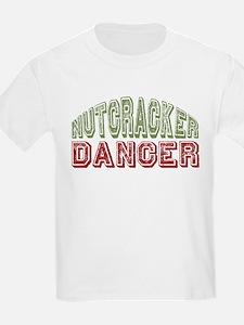 Nutcracker Dancer Christmas Ballet T-Shirt