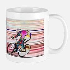 BIKE RACER WAX Mug
