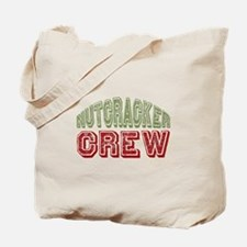 Nutcracker Crew Christmas Ballet Tote Bag
