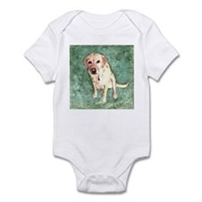 Southern Yellow Lab Infant Bodysuit