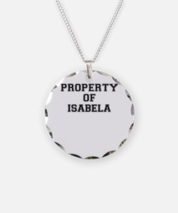 Property of ISABELA Necklace