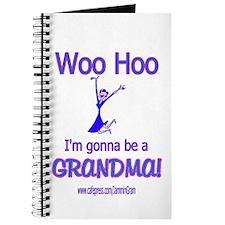 WOO HOO GRANDMA 2B Journal