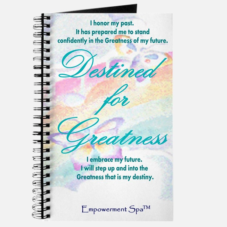 """""""Destined for Greatness"""" Journal"""