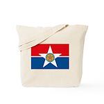 Dallas Flag Tote Bag