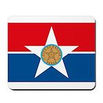 Dallas Flag Mousepad