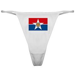 Dallas Flag Classic Thong