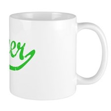 Sawyer Vintage (Green) Mug