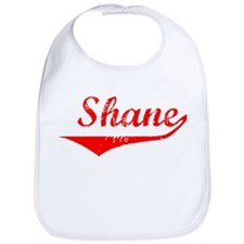 Shane Vintage (Red) Bib