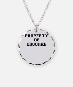Property of OROURKE Necklace