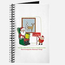 Santa 2012 Journal