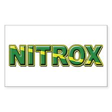 Nitrox Rectangle Decal