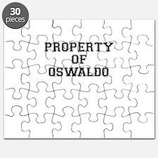 Property of OSWALDO Puzzle