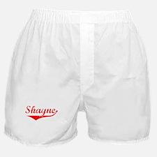 Shayne Vintage (Red) Boxer Shorts