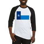 Dallas County Flag Baseball Jersey
