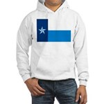 Dallas County Flag Hooded Sweatshirt