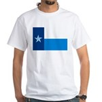 Dallas County Flag White T-Shirt