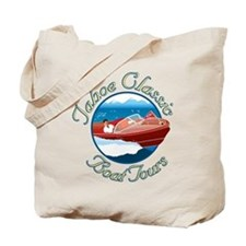Tahoe Classic Boat Tours Tote Bag