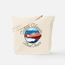 Tahoe Classic Boat Tours Tote Bag