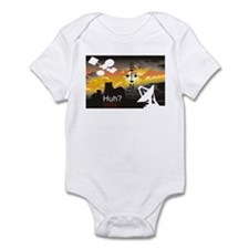 HUH? Infant Bodysuit