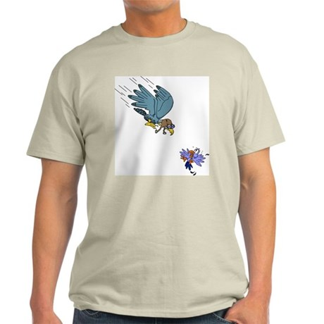 Falcon with goggles Light T-Shirt