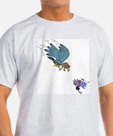 Falcon with goggles T-Shirt